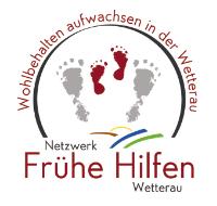 Logo Netzwerk Frühe Hilfen Wetterau
